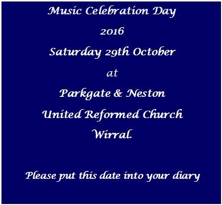 Music Celebration Day 2016