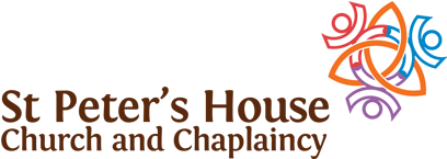 St Peter's House logo